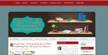 Blog Tour Stop: Formatting for the Print Book!