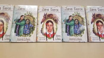 Zaria Fierce Giveaway