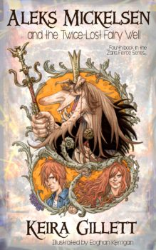 Blog Tour Stop: Did You Know These 10 Things about Aleks Mickelsen and the Twice-Lost Fairy Well? + Giveaway