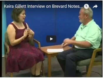 Brevard Notes Interview 07-05-16