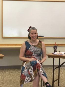 Recap: Suntree Viera Library Book Reading and Signing on Aleks Mickelsen and the Twice-Lost Fairy Well