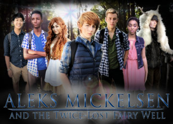 Live Action Book Trailer: Aleks Mickelsen and the Twice-Lost Fairy Well